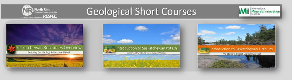 Geological Short Courses - new content available online